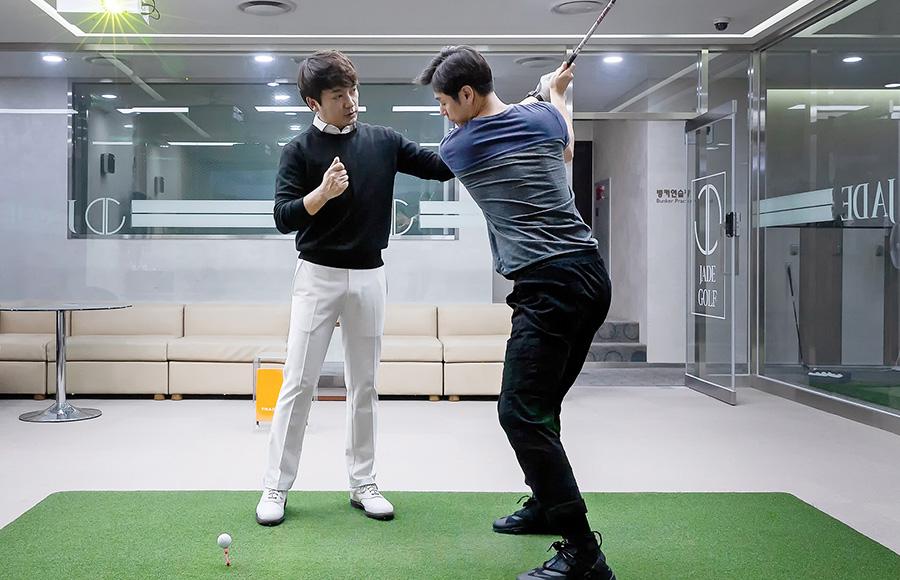 Golf Lesson Program